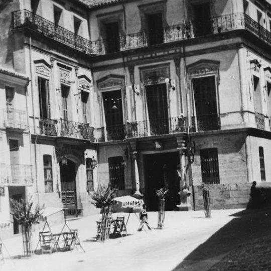 palacio general narvaez en loja